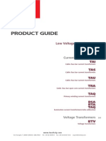 IME_Low Voltage Transformers