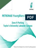 PYD2015 Car Sticker