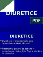 Diuretic e