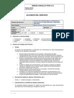 Mantenimiento y Verificación de Intrumentos en Fajas 200CV001 200CV002 y 200CV003