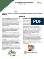 Definiciones - Técnicas de Estudio.