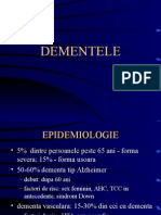 Dementa (psihologie)