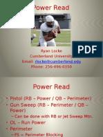 Power Read