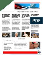 Boletín Cuba de Verdad Nº 98-2015