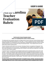 cms indicators forteacher evaluation rubric