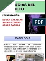 Patologías Del Concreto