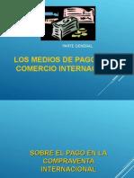 Sesion 5 - 1.-Los Medios de Pago en El Comercio Internacional