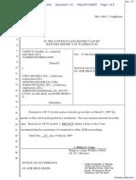 Gordon v. Virtumundo Inc et al - Document No. 113
