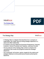 Strategy Map Templates Version 7
