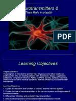 Neurotransmitters Role Kuliah