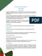 Bases Tercera Edicion Campeonato Primaria Nacional