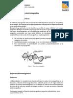 Tema 1.2 Espectro Electromagnético