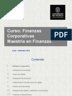 Presentación Finanzas Corporativas UP Maestría en Finanzas 2015 2S (Sesión 2) VPDF