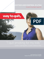 Tobacco Prevention and Control in Utah
