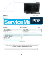 VA320E Service Manual