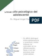 Desarrollo Psicológico Del Adolescente