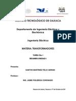 RESUMEN CURSO TRANSFORMADORES
