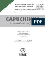 Capuchinha (Tropaeolum majus L.)