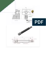 planos para una prensa manual