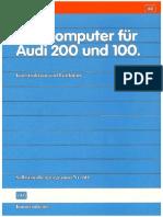 060 Bordcomputer Für Audi 200 Und 100