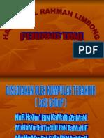 Sejarah Tingkatan 3 (Haji Abdul Rahman Limbong)