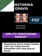 MG Myasthenia Gravis