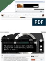 Www Quesabesde Com Noticias 10 Camaras Optica Intercambiable