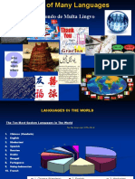 Languages in the World