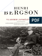 Henri Bergson by Vladimir Jankélévitch