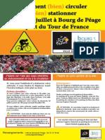 Depliant Informatif Tour de France Version Finale