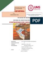 Contaminacion-ECOLOGIA