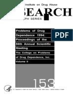 Dependencia de Drogas