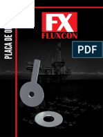 Catalogo Placa de Orificio Fluxcon