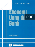 Ekonomi Uang dan Bank