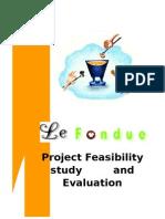 Project Feasibility of Le Fondue