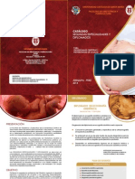 FOLLETO OBSTETRICIA