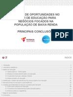 Negócios de Impacto Social Da Estrutura Da Empresa Nascente a Sua Aproximação Com o Poder Público