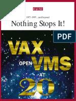 VAX opens VMS