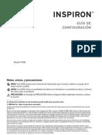 Dell Inspiron-1525 Setup Guide Esp