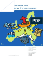 Framework Eu Crowdfunding
