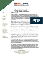 """Preview of """"150714-DEC-Wildlife-Plan-Comments.pdf"""".pdf"""