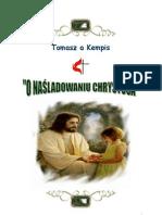 01Tomasz a Kempis- O naśladowaniu Chrystusa