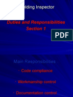 1 Duties and Responsibilities Section 1