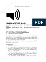[Guide] HD4600-Hdmi Audio (Dsdt or Ssdt) v2.1.3