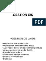 ST234_01 Gestion de ES