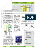 6 GTZ Datasheet on Vacuum Sewer Systems (2005)