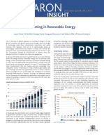 Baron Funds - Investing In Renewable Energy