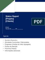 Relatório de Progresso de Projeto
