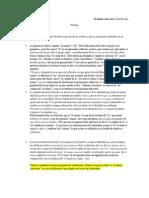Sí Mismo Como Otro - Resumen Prólogo - Paul Ricouer