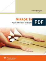 Mirror Therapy - Practical Protocol for Stroke Rehabilitation, 2013 (1)